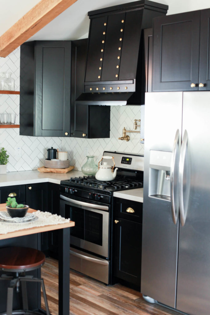 Increase Value Of Your Home By Painting Kitchen Cabinets